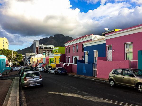 Bo-Kaap. Cape Town, South Africa
