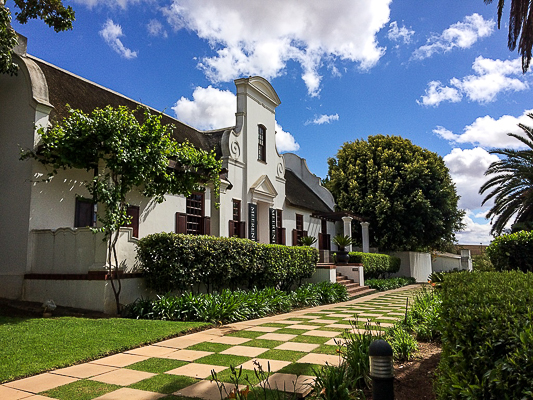 Meerendal Wine Estate. Durbanville, South Africa.