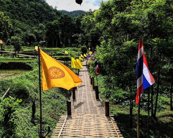 Pai, North Thailand
