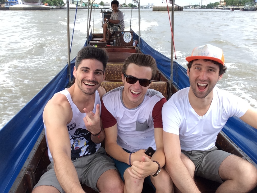Long Tale Boat Tour Bangkok