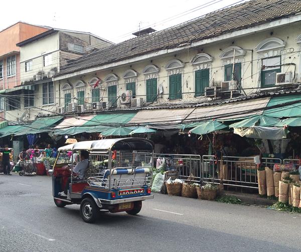Tuk-Tuk Bangkok, Thailand