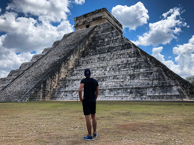 Chichen Itza, Ancient Mayan City. One of the new 7 wonders.